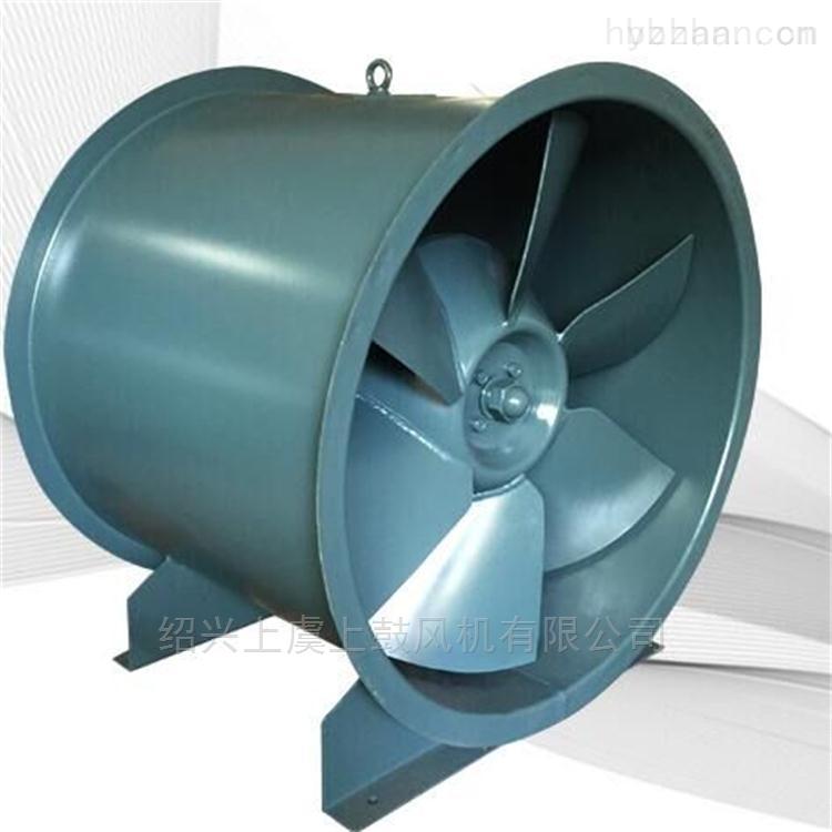 SWF系列低噪声管道双速混流风机