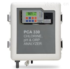 PCA330-哈纳酸度氧化还原余氯总氯四合一控制器