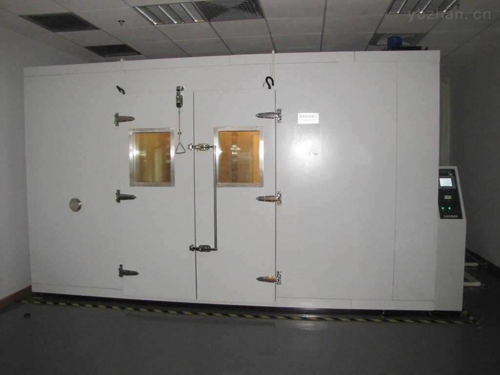 武汉高低温试验房步入式恒温恒湿实验室构造