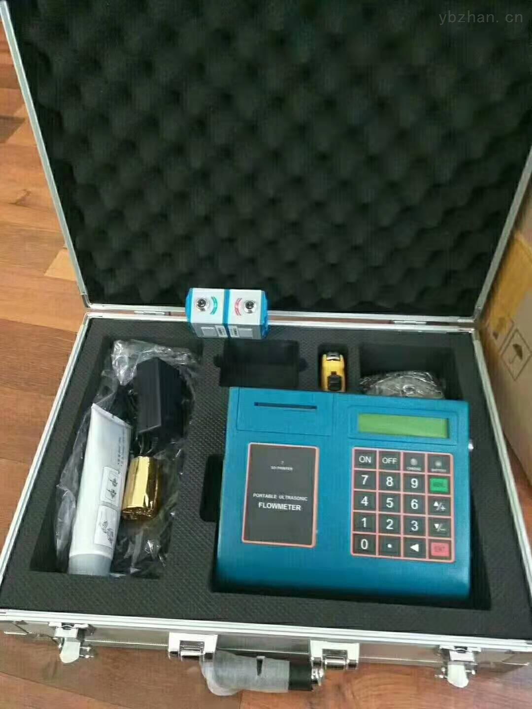 蚌埠市供应TDS-100P便携式超声波流量计/非接触测量 带打印功能