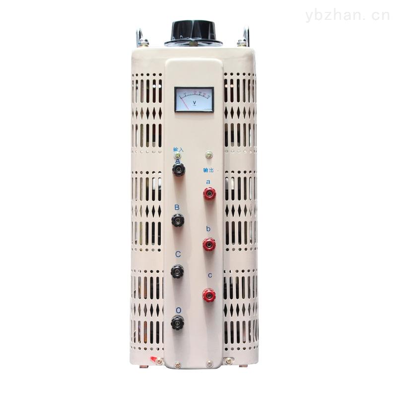 租賃出售便捷式三相調壓器