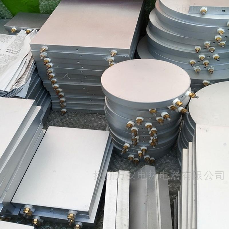 挤出机铸铝直角铸铜加热板