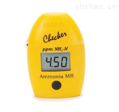汉钠HANNA口袋式氨氮测定仪