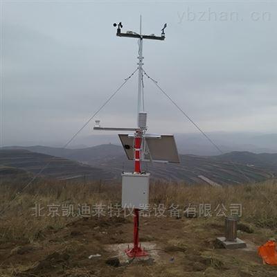 KDQX-6凯兴德茂北京自动气象站上门安装
