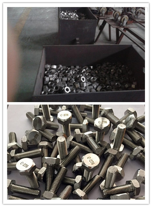 S2205耐酸螺栓