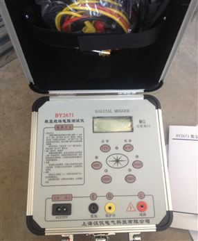 承修三级电力设备出售租赁绝缘电阻测试仪