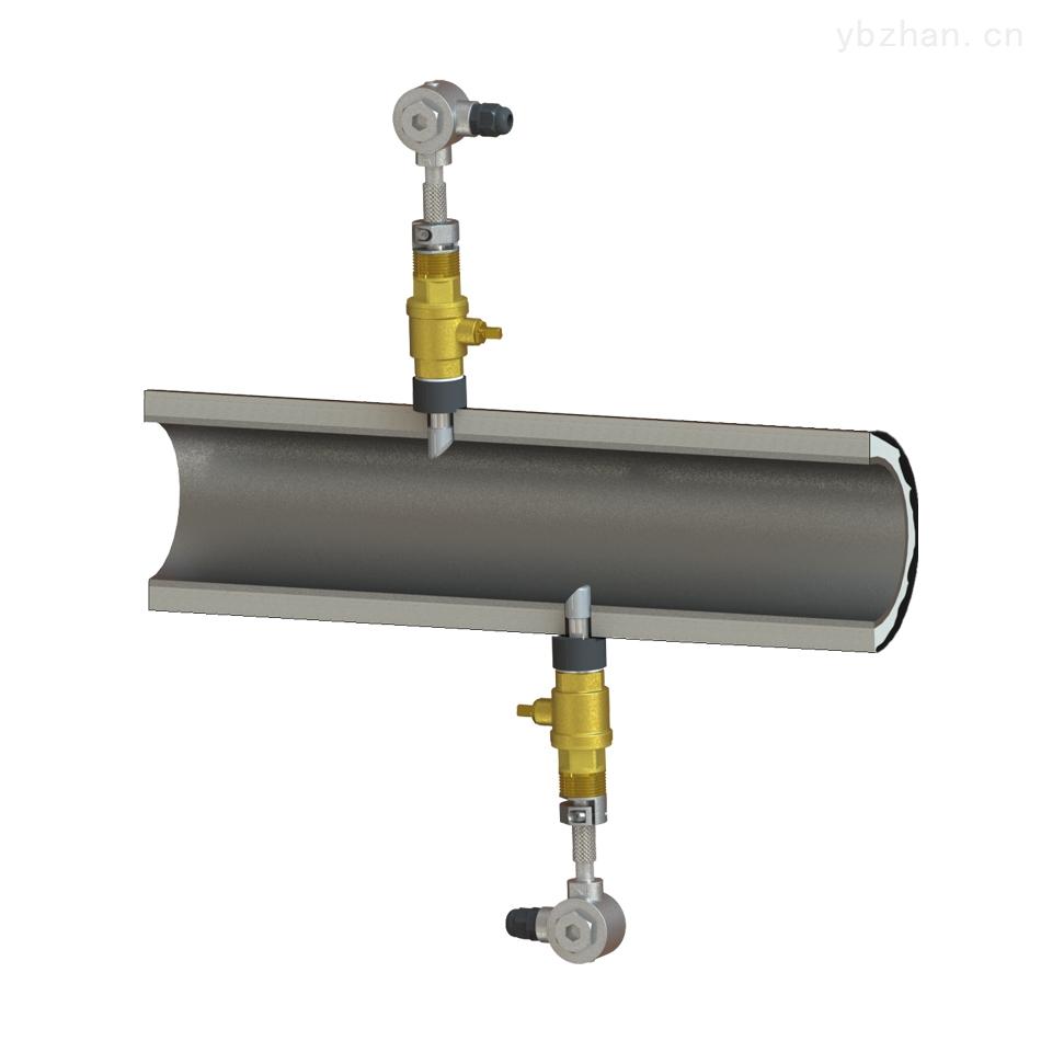 废水流量计无线插入式流量表定时定量灌溉