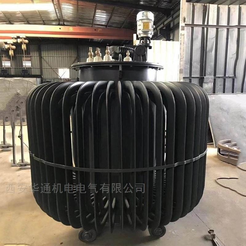 TSJA-1000KVA-变压器实验用三相380V0-650V感应调压器