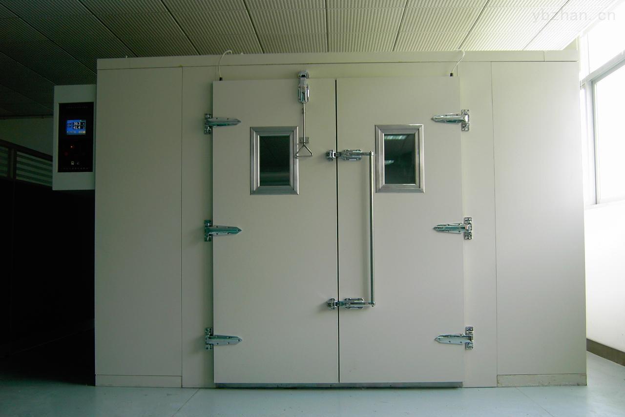 大型恒温恒湿实验室操作原理