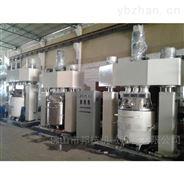 上海强胶水力分散机酸性玻璃胶反应釜
