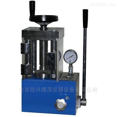 769YP-15A现货北京一体式不漏油压片机压制机带模具