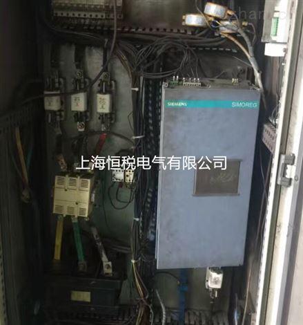 直流电机西门子调节柜上电烧保险修复解决