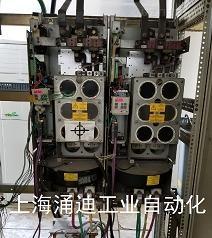 西門子6SE70變頻器合閘燒保險絲