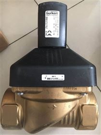 进口德宝德3233系列隔膜阀 BURKERT不锈钢外壳二通阀