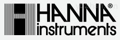 汉钠HANNA工业级平头复合酸度pH电极