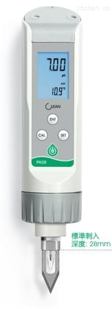 美国科霖CLEAN固体刺入型pH测试笔