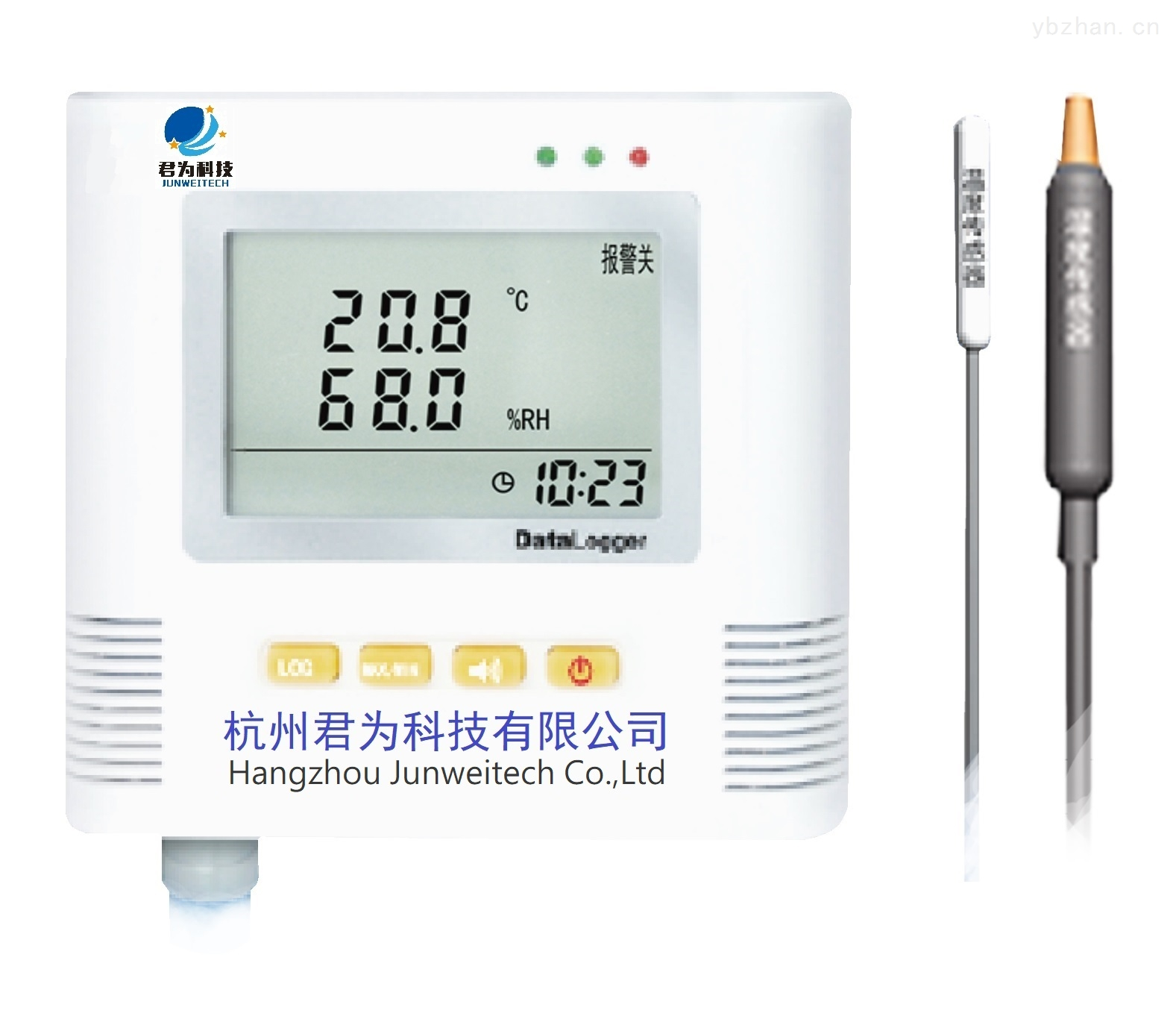 JWR95-2-君为科技 JWR95-2智能型温湿度记录仪