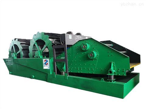 福建轮斗式洗砂机供应商