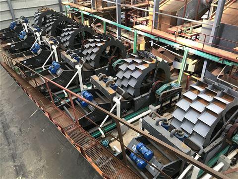 福建洗砂回收一体机厂家    设备价格