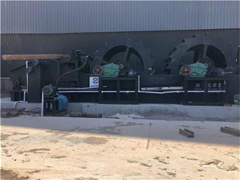 福建轮斗式洗砂机    小型洗沙机多少钱
