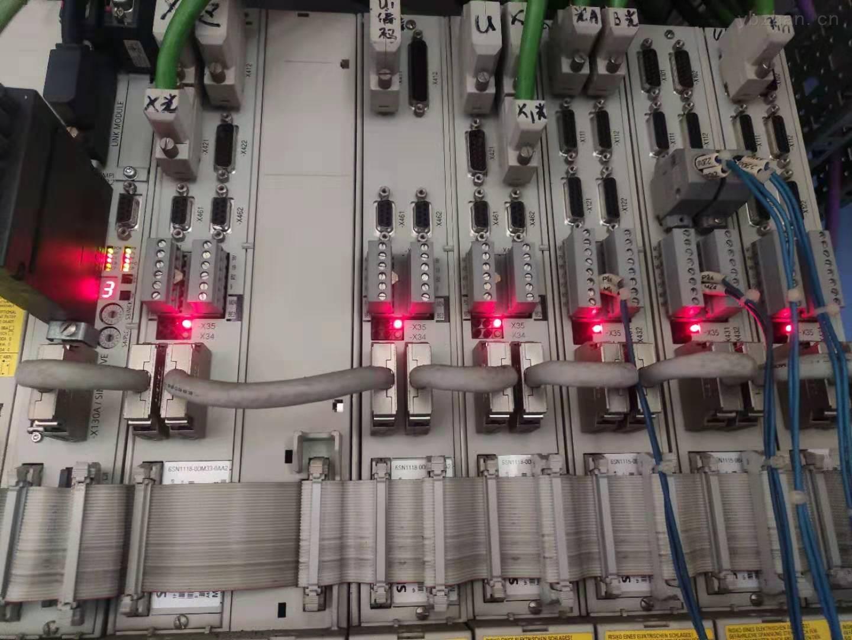 西门子CCU3系统无显示维修