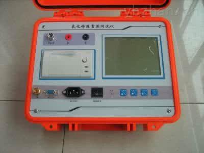 防雷检测氧化锌避雷器在线测试仪