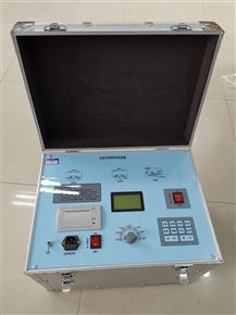 33A高压介质损耗测试仪可贴牌