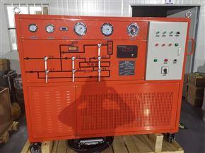 承装(修、试)三级SF6气体真空充气装置