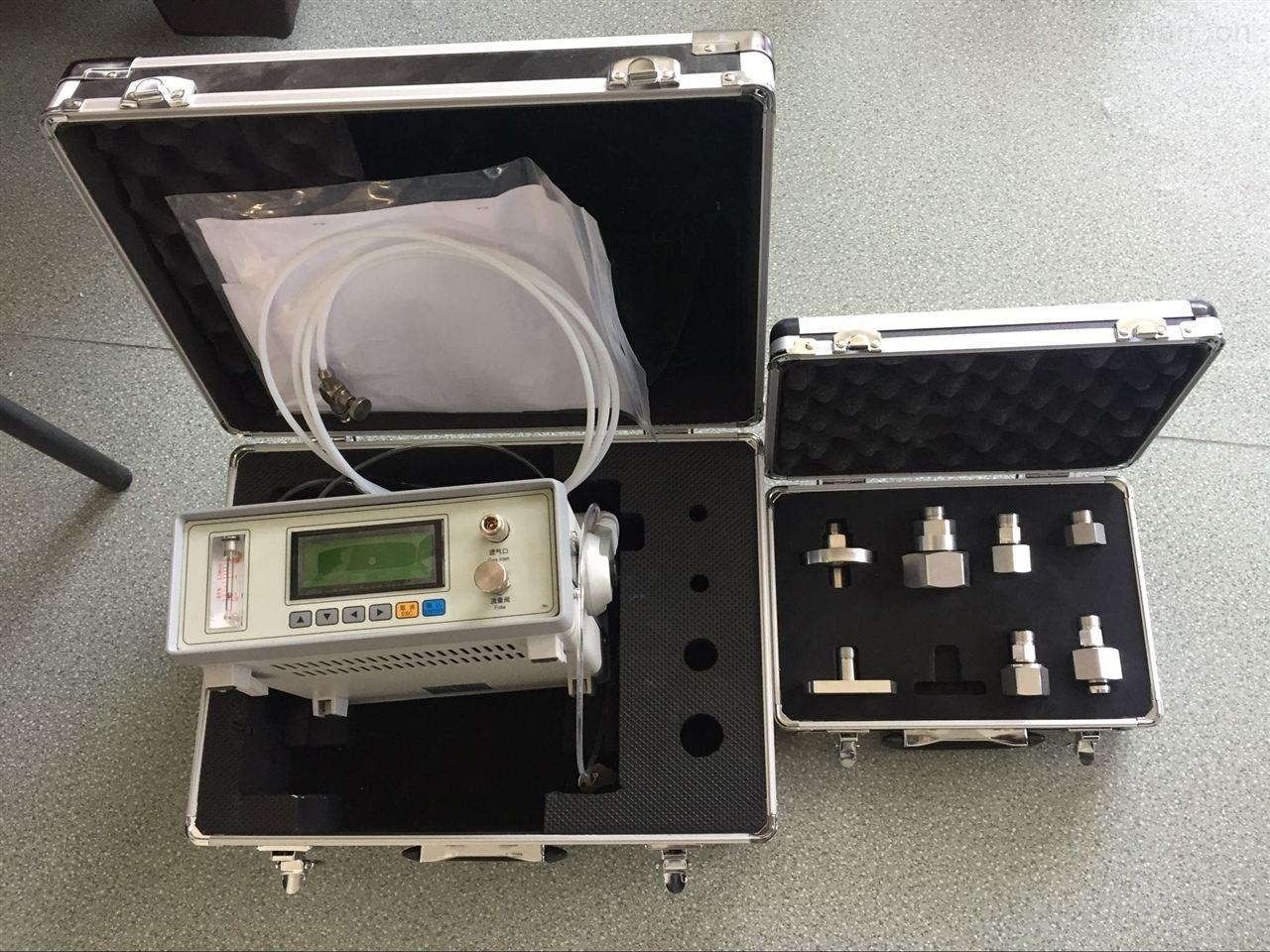 承试电力三级设备SF6气体微水测试仪