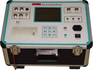 GC-KGY高壓開關動特性測試儀(觸摸屏)