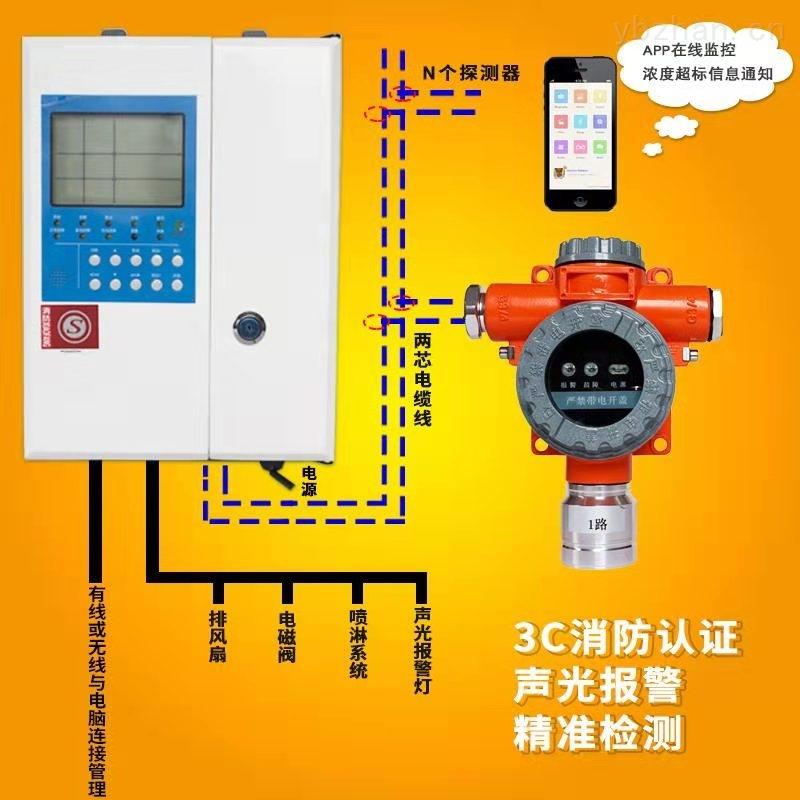 可燃气体浓度超标气体检测仪