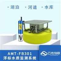 污水排放氨氮COD浮标式水质监测仪带软件