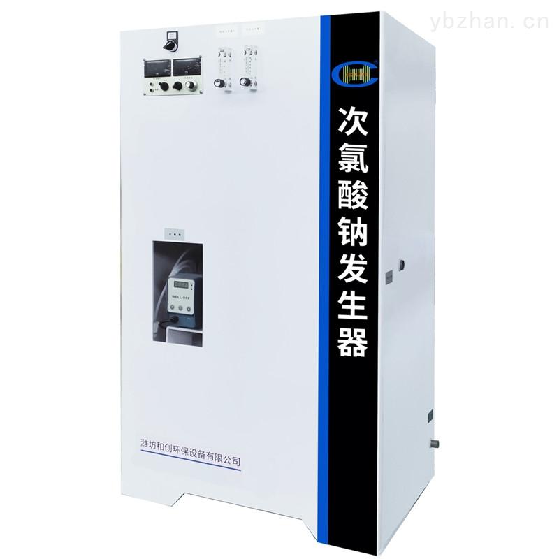 四川次氯酸钠发生器/农村小型泵站消毒设备