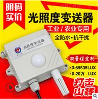 RS-GZ山东温室农业光照度变送器厂家
