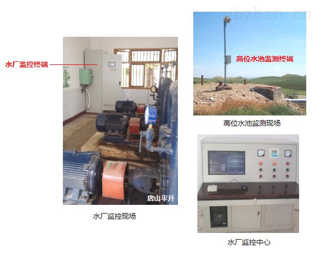 水厂远程监控系统、进厂流量、压力监测