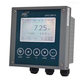PHG-2081X新款工业在线PH计