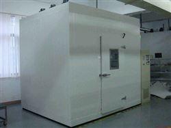 定制步入式高低温试验机