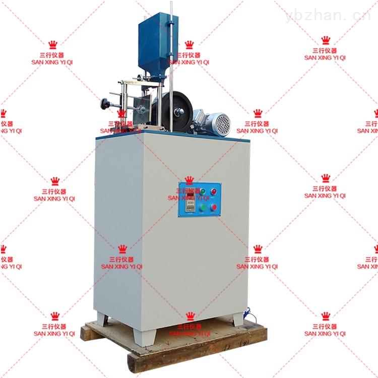 GLM-200鋼輪式耐磨試驗機 砂基透水磚耐磨試驗機 鋼輪耐磨試驗機
