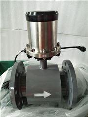 JL-LDE锂电池供电电磁流量计