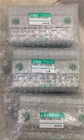 日本CKD无活塞杆气缸说明书,SSD-DL-12-10