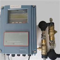 TUF-2000插入式超声波流量计分体壁挂式流量表
