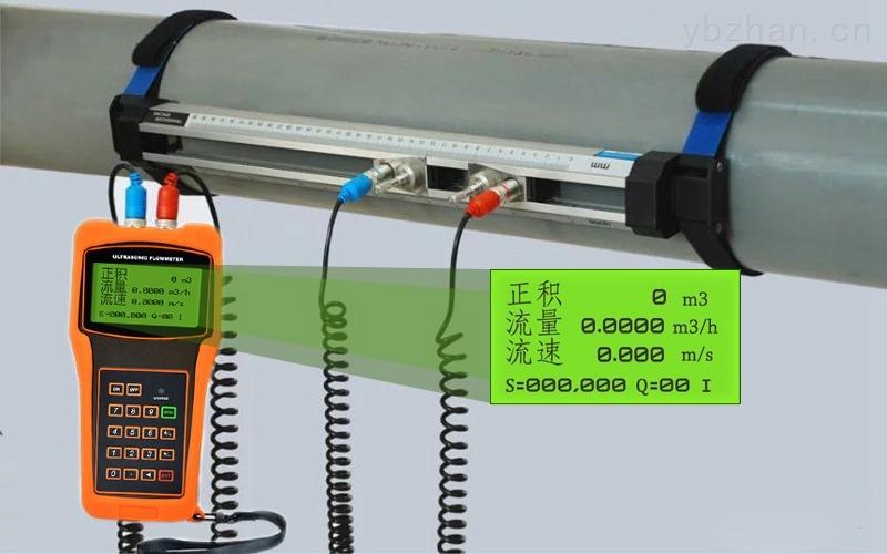 超声波流量计手持式TUF-2000H原装正品SSY
