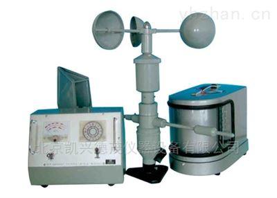 EL型电接风向风速计带记录仪的风速报警仪
