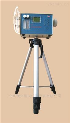 CDS-B尘毒两用采样器粉尘大气采样仪用于环境监测