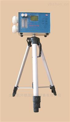 FCD-50双泵呼尘全尘采样器环境监测职业用操作简单