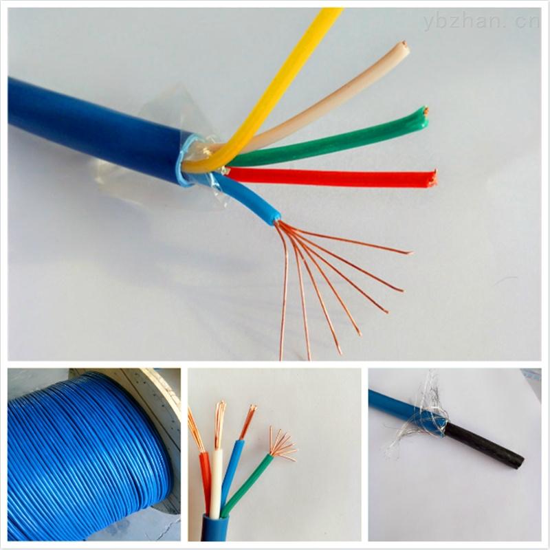 銅帶屏蔽控制電纜 KVVP22