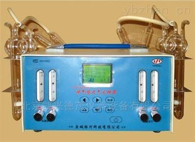 QCS-6000四气路大气采样器有害气体采样仪环境监测