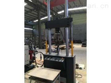 电液式单工位弹条疲劳试验机