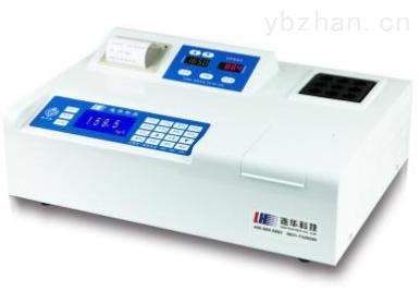 连华科技三参数水质测定仪