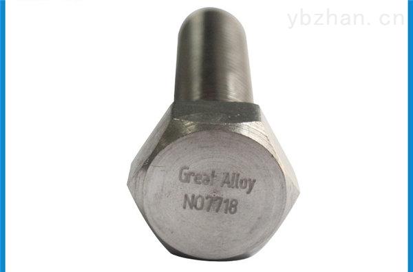 浙江N04400方头螺栓